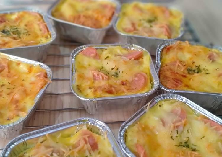 Mac & Cheese Simpel Bergizi