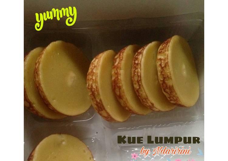 Kue Lumpur Kentang by Ibu Ndari - cookandrecipe.com