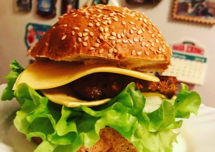 новый самые настоящие чизбургер рецепт с фото приклейте готовый