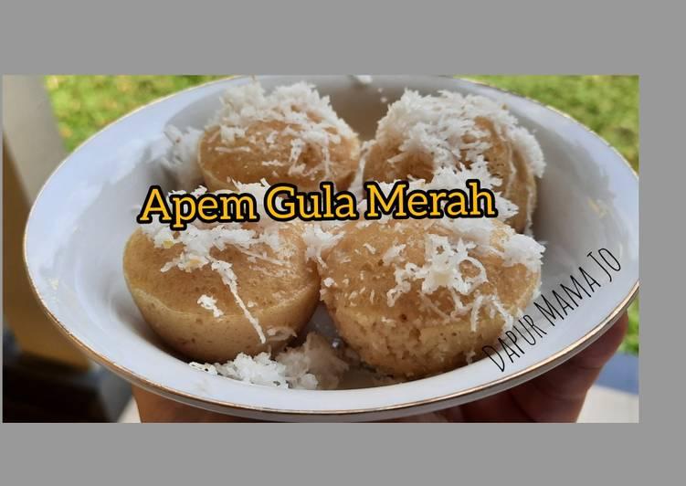 Apem Gula Merah Kukus 🍛🥧🥥😋 - ganmen-kokoku.com