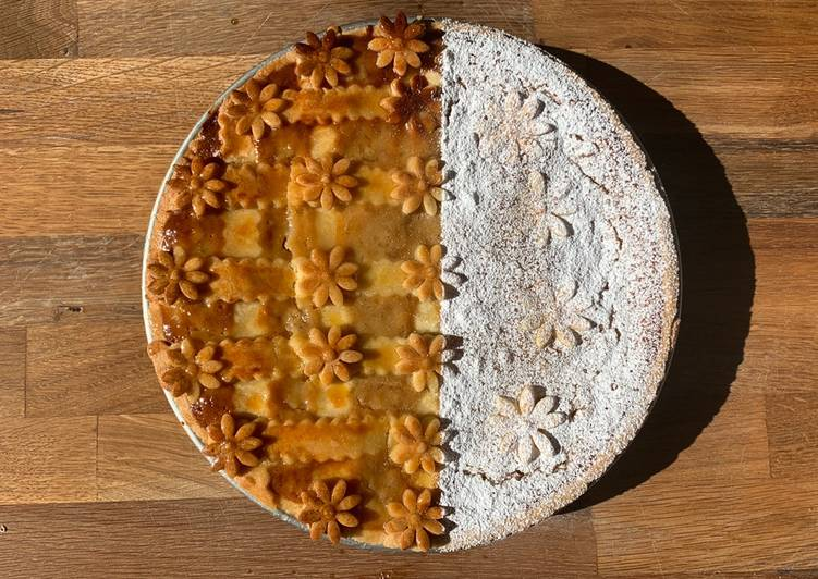 Pastiera Napoletana ricetta di Sal de Riso