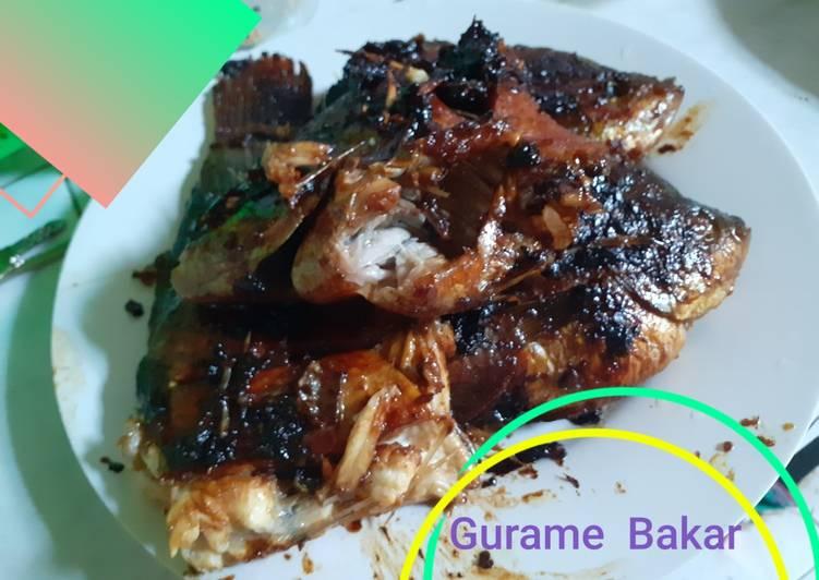 Gurami Bakar
