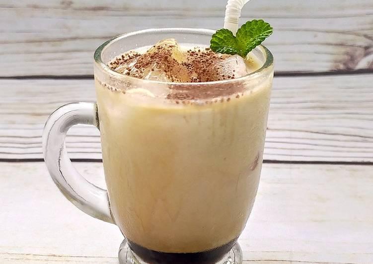 Es kopi susu gula aren
