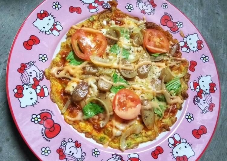 Cara Gampang Membuat Pizza ala Debm Anti Gagal