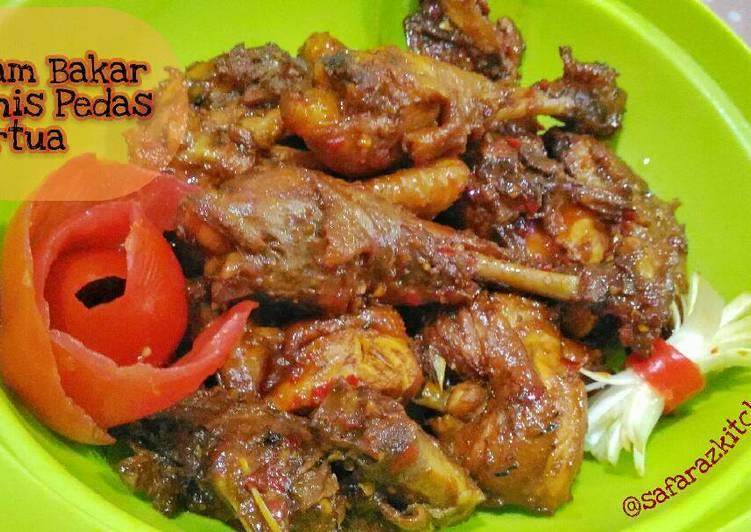 Ayam Bakar Manis Pedas Mertua