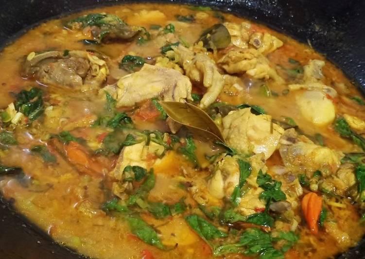 Ayam Woku Woku Sedap