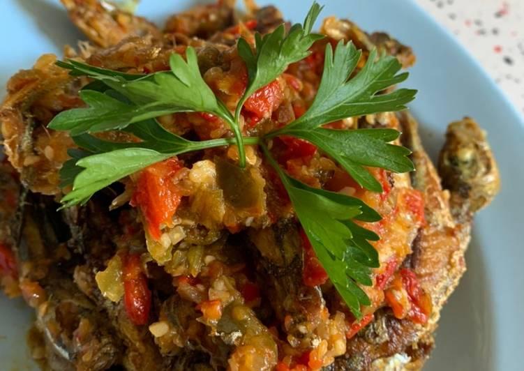 Ikan sambal