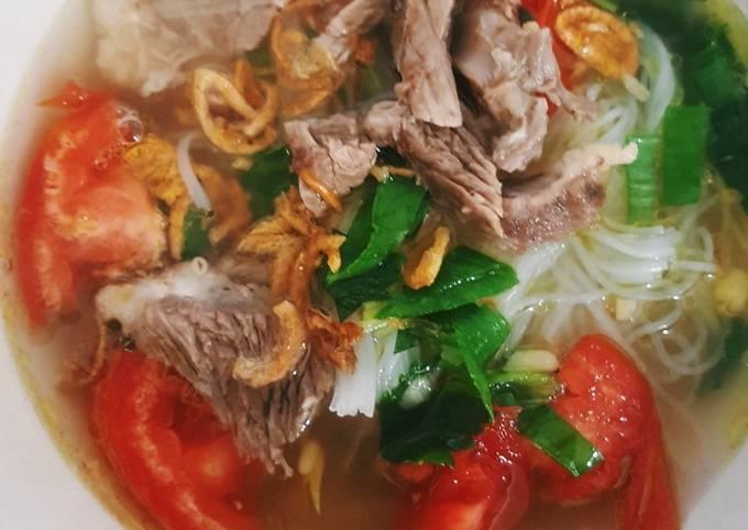 Langkah Mudah untuk Menyiapkan Soto Daging Bening yang Enak Banget
