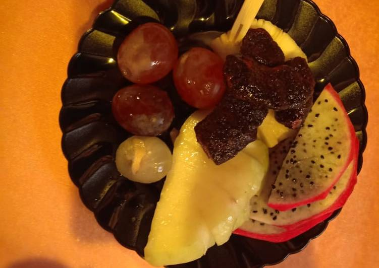 Fruits masti