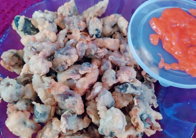 Kentucky jamur sawit