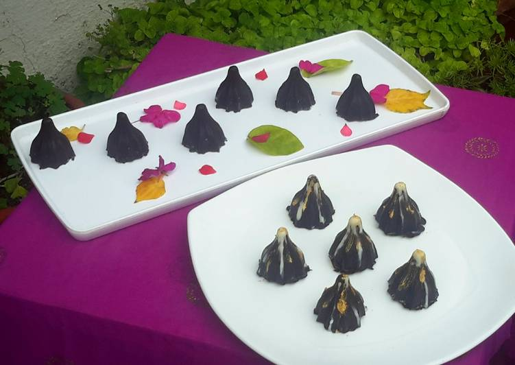 Chocolate Icecream Modak