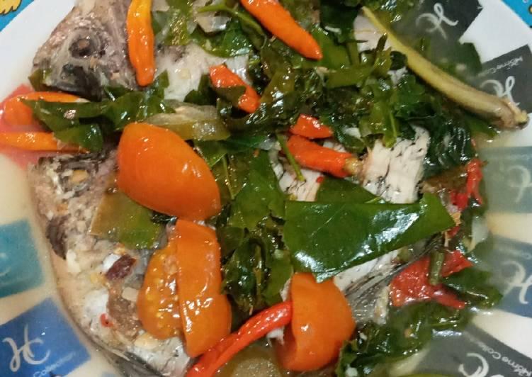 Sop Bening Ikan Gurame segeeeer😍
