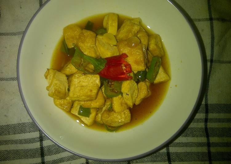 Resep Gejos Tahu Bandung Bandung Tofu Gejos Oleh Mamah Afghan Cookpad