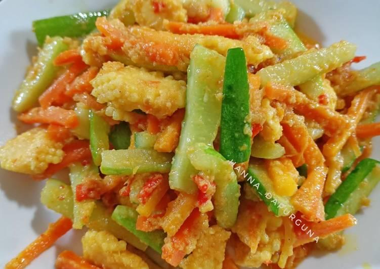 Acar Kuning Sayur - cookandrecipe.com