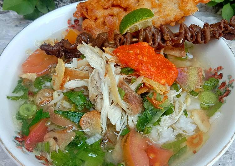 Cara Gampang Menyiapkan Soto ayam bening yang Sempurna