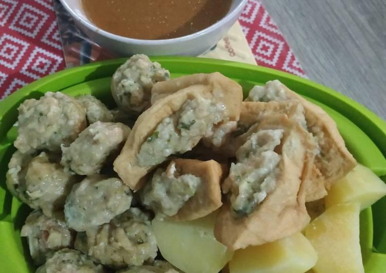 Siomay Ayam Homemade - cookandrecipe.com