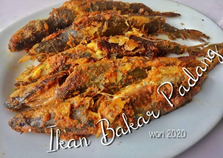 Ikan Bakar Ala Padang