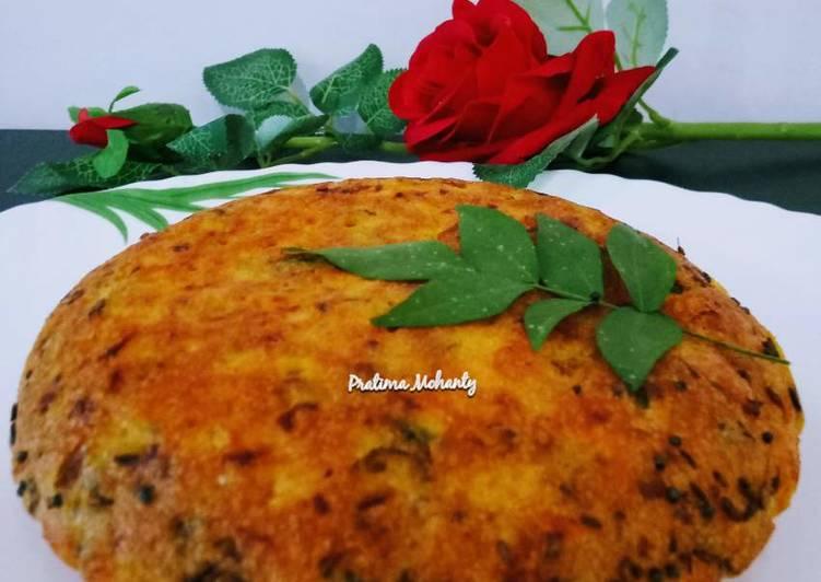 Urad Dal Pancake Choosing Healthy and balanced Fast Food