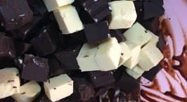 Hình ảnh món Đun chảy Chocolate?