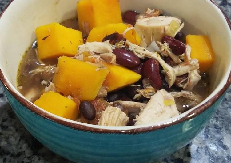 Recipe of Quick Autumn Minestrone