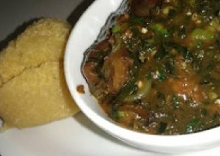 Step-by-Step Guide to Prepare Any-night-of-the-week Ghana okro light soup #Abujamoms #Abjmoms