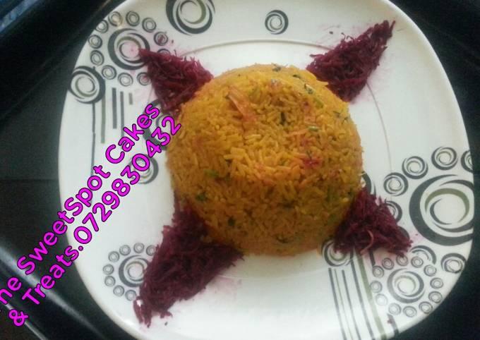 Yellow rice#Kidscontest