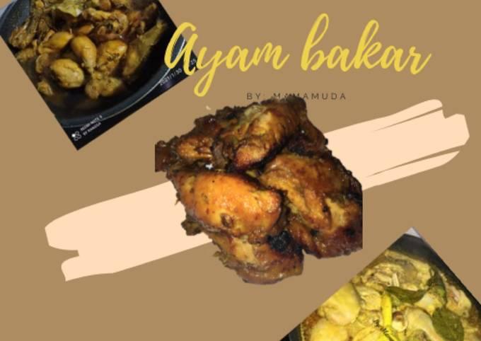 (4) Ayam Bakar