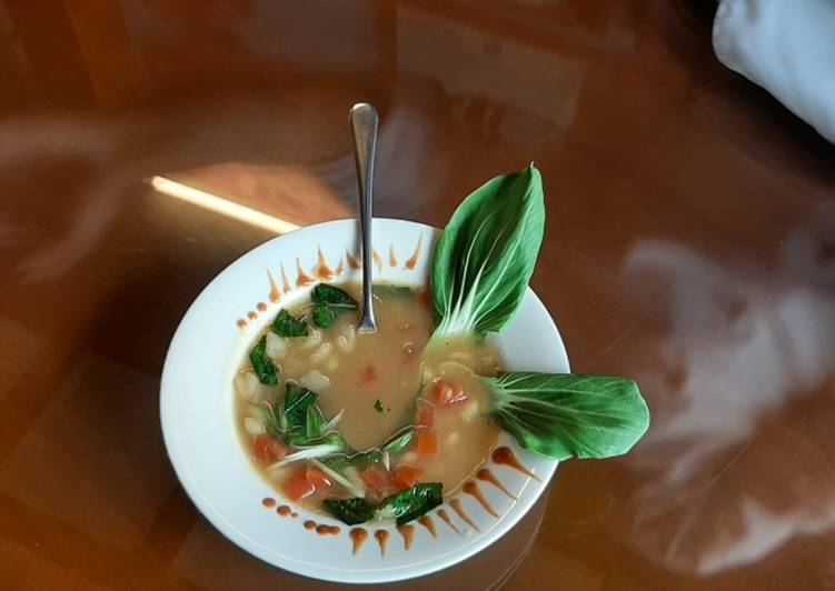 China town soup