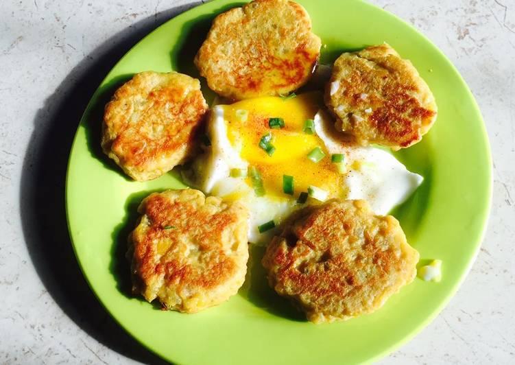 Recipe of Favorite Sweet Potato Pancakes