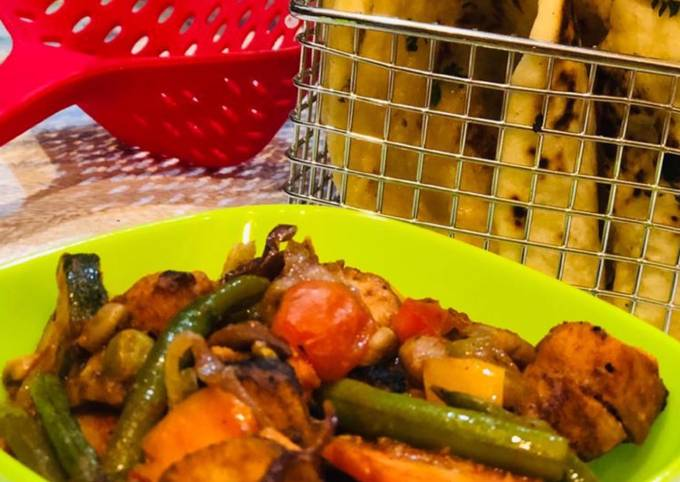 Whosayna's Chicken and Veggies Casserole