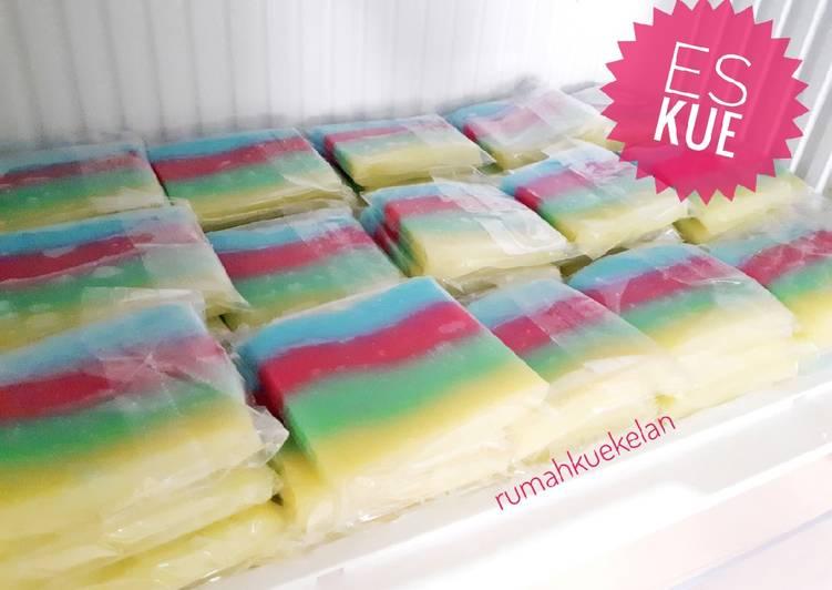 Es Kue/Es Gabus - cookandrecipe.com