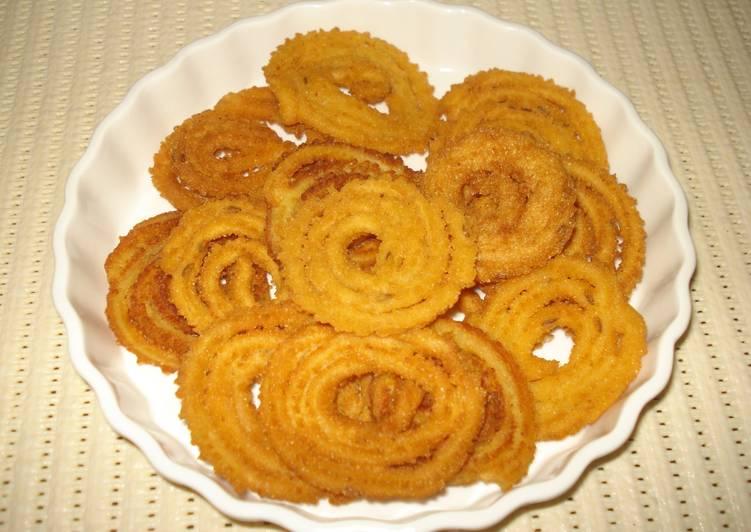 Home-made instant-crispy chakli#diwali