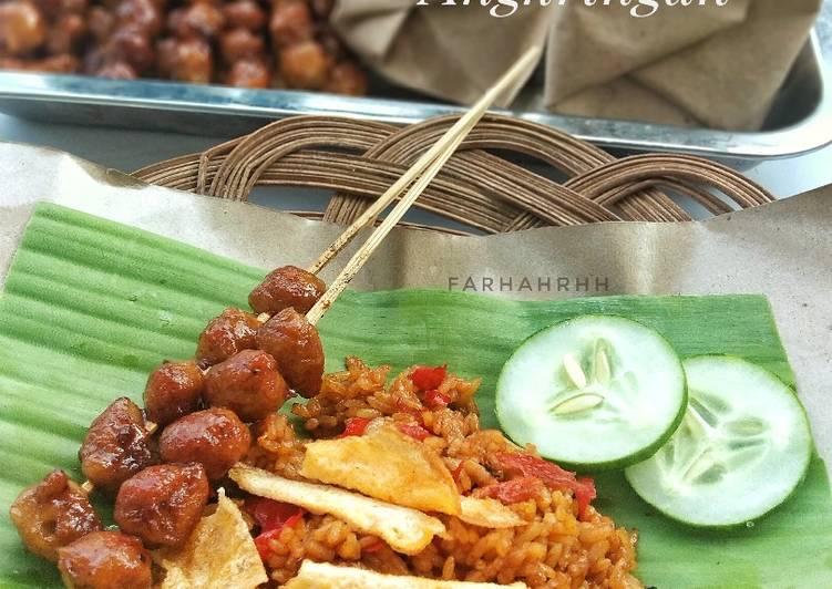 Nasi Goreng Ala Angkringan