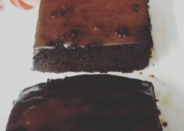 Recipe of Homemade Oreo cake