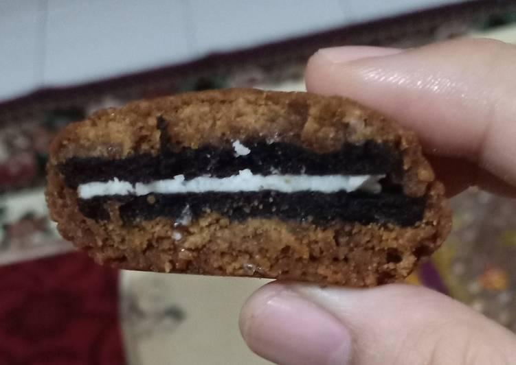 Soft Cookies Oreo