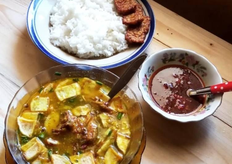 Soto Ayam Wonogiri