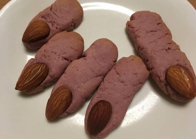 Biscuits effroyable d'Halloween