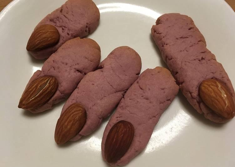 La Recette Pas à Pas Biscuits effroyable d'Halloween