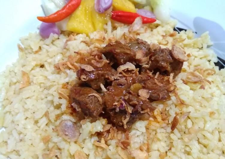 Nasi Samin Banjar