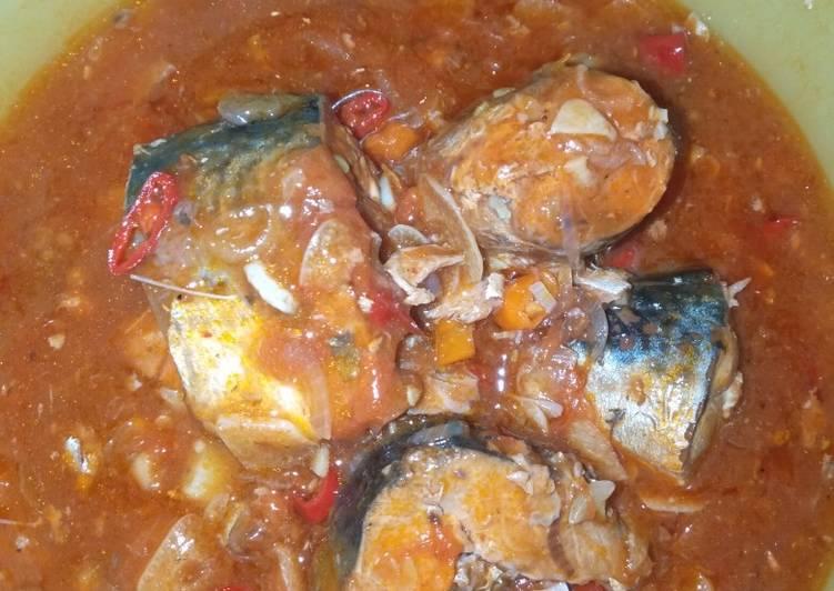 Sarden ikan tuna kaleng