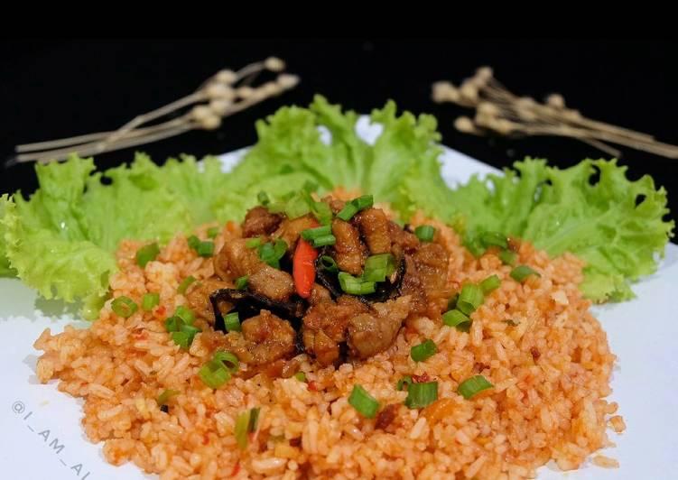 Nasi Goreng Banjar (Kal-Sel)