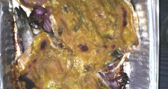 Trucha Al Horno Con Salsa De Mostaza Dulce