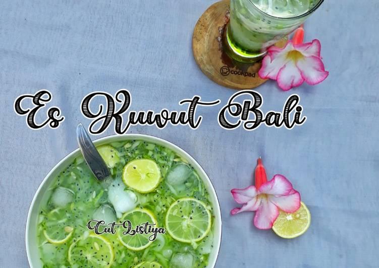 Es Kuwut Bali
