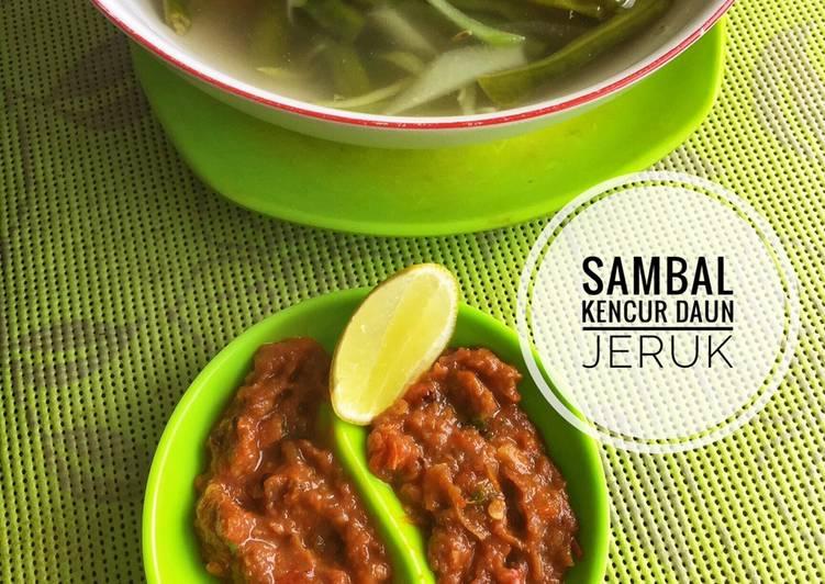sambal-kencur-daun-jeruk