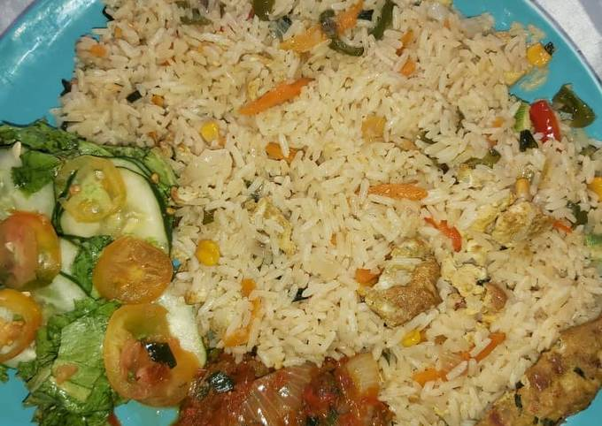 French rice