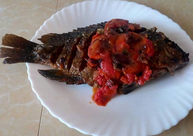 Steps to Make Top-Rated Fried Tilapia# Author Marathon#