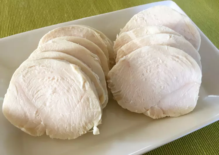 Recipe: Delicious Chicken breast Ham