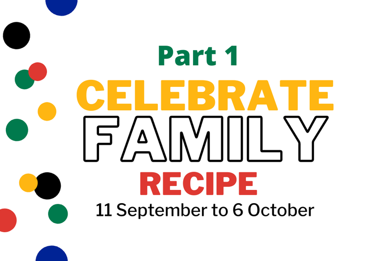 Easiest Way to Prepare Super Quick Homemade Celebrate family recipe competition