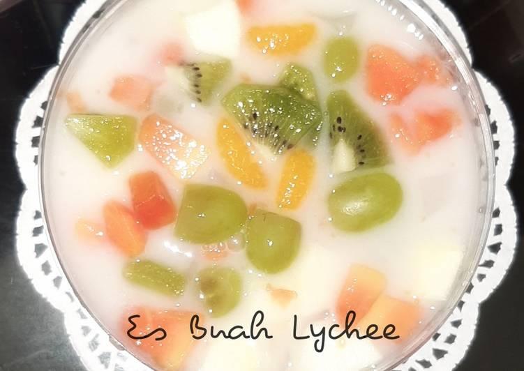 Es Buah Lychee