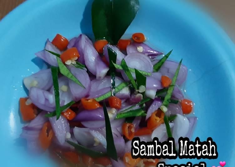 19. Sambal Matah Special 💕